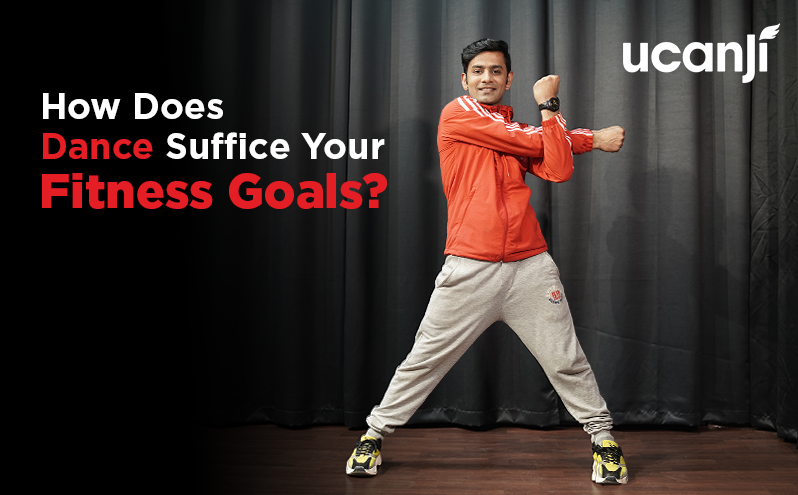 How does dance suffice your fitness goals?