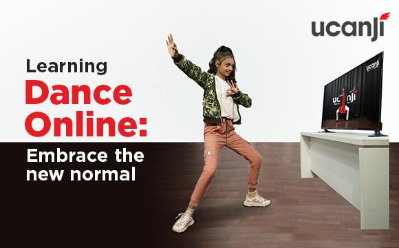 Learning Dance Online: Embrace the new normal